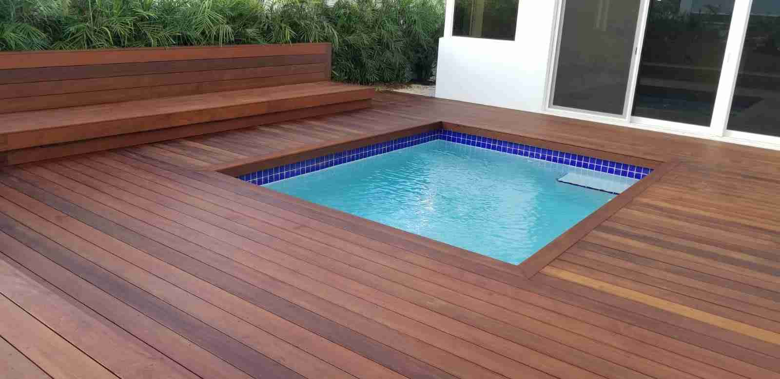 Ipe Wood Deck Brazilian Lumber